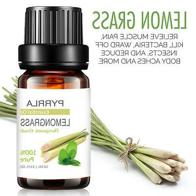 Essential 100% Pure Aromatherapy Diffuser Fragrance Oils PYRRLA US