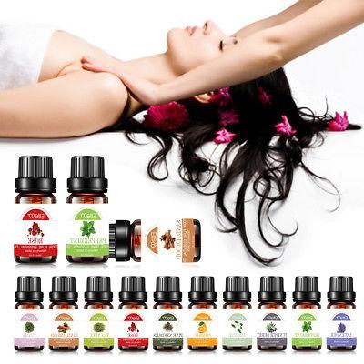 Elite99 Essential Oils 10ml 100% Natural Aromatherapy Essent