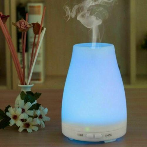 Essential Aromatherapy Air Purifier