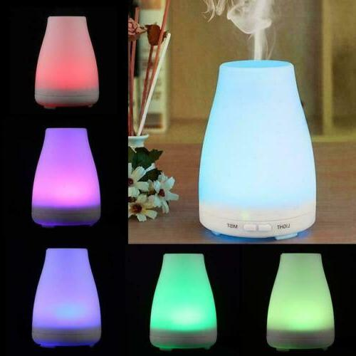Essential Aromatherapy Humidifier