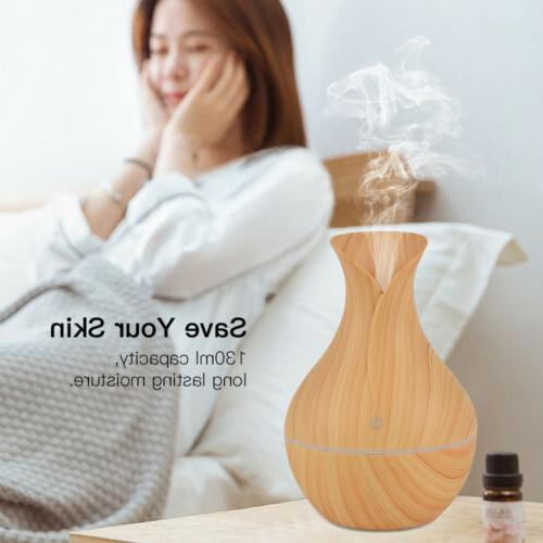 Essential Aromatherapy Humidifier Air