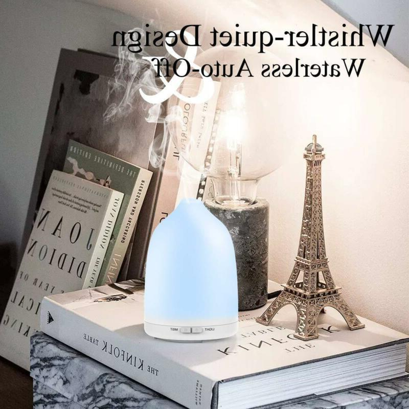 Essential Oil Diffuser 150ml Portable Diffuser 2