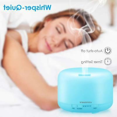 Essential Oil Diffuser URPOWER Aromatherapy