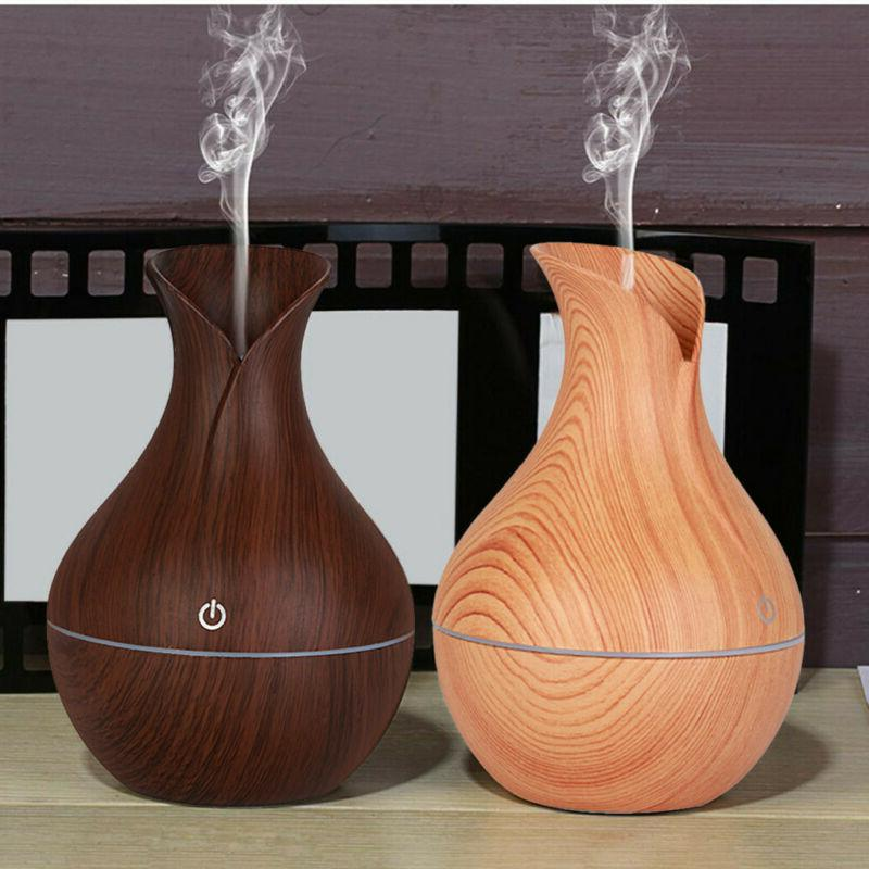 essential oil diffuser ultrasonic aroma therapy scent