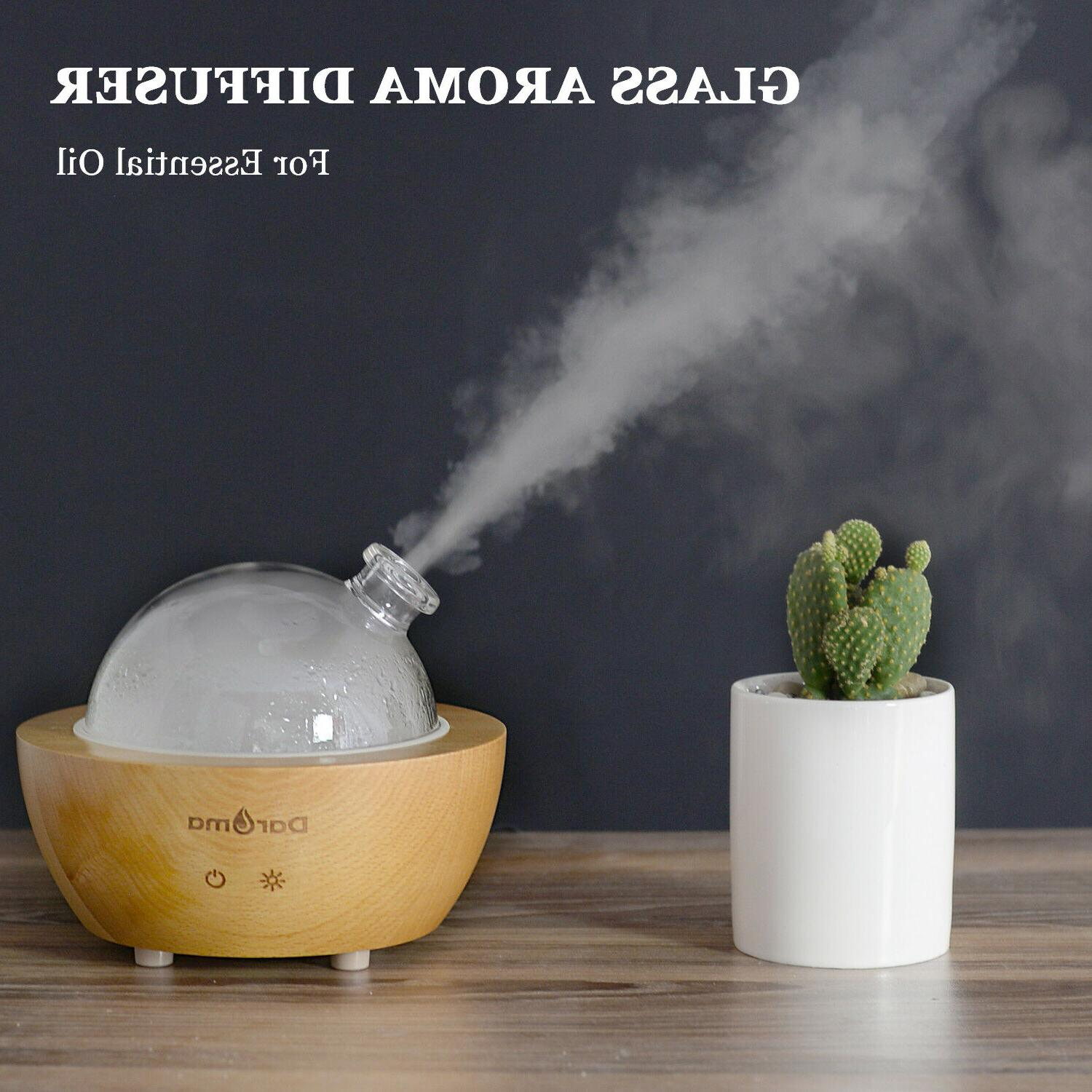 Daroma Oil Diffuser,200ml Base,AirRoom Humidifier