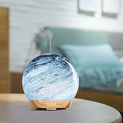 COOSA Glass Essential Diffuser Aromatherapy