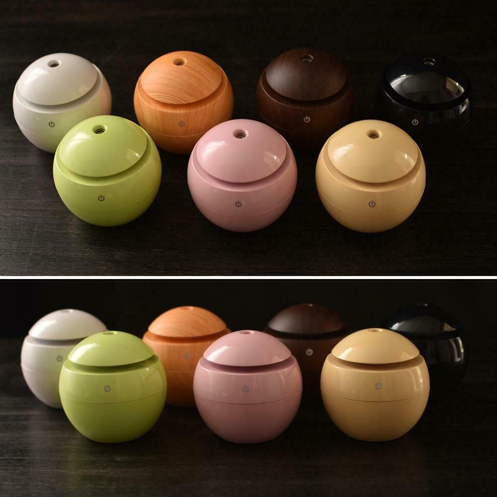 Home Diffuser Wood Aromatherapy