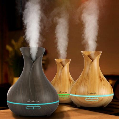 humidifier ultrasonic air aromatherapy essential oil diffuse