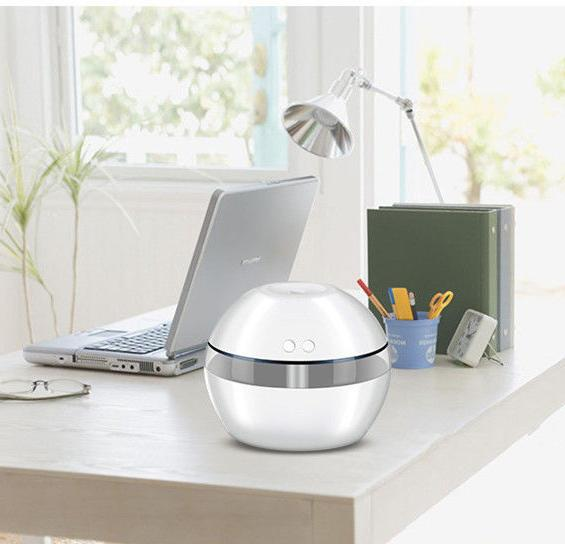 led ultrasonic aroma diffuser essential oil humidifier