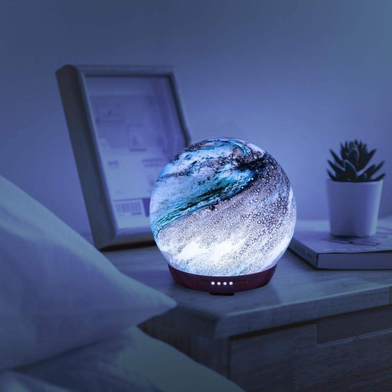 Coosa Oil Diffuser, Humidifier With Timer Wate