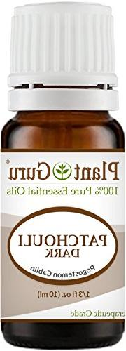 Patchouli Essential Oil  10 ml 100% Pure Undiluted Therapeut