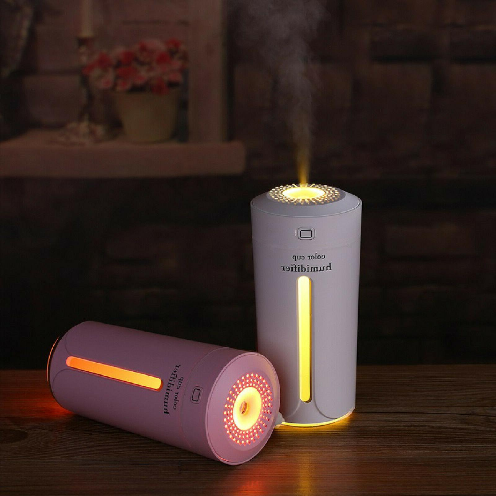 Oil Diffuser Aromatherapy Humidifier