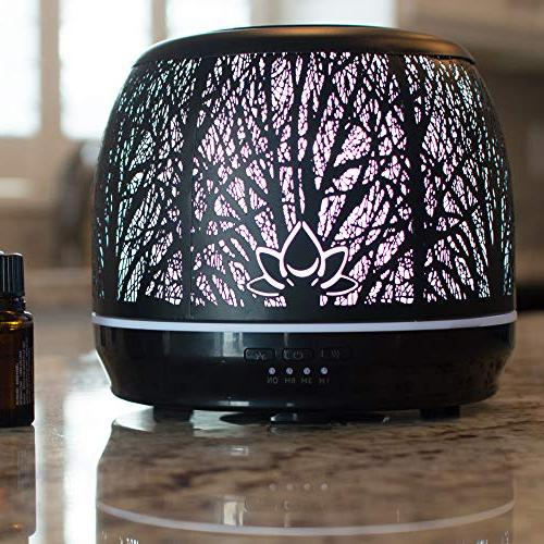 Best Rated Diffusers for Essential Oils, Premium Ir