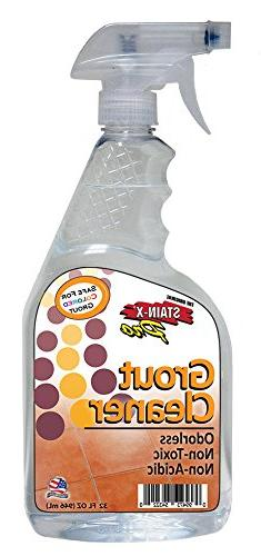 TECH Grout Cleaner - 32 oz