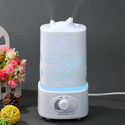 Signstek Air Humidifier Changing Aroma