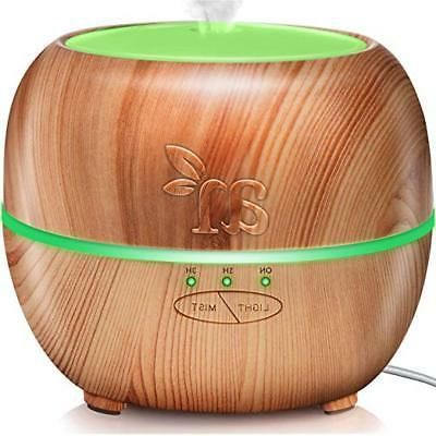 ultrasonic aromatherapy essential oil diffuser humidifier co
