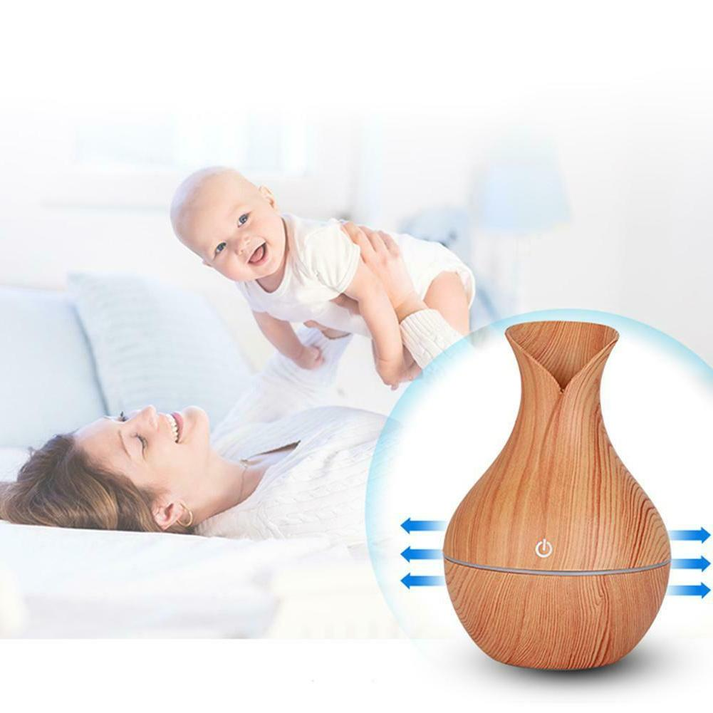 USB Essential Oil Diffuser Aromatherapy