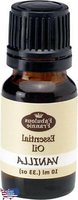 Vanilla Essential Oil - 10ml Great scent for the spa and hom