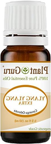 Ylang Ylang Extra Essential Oil 10 ml. 100% Pure Undiluted T