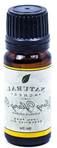 Ylang Ylang 100% Pure Therapeutic Grade Essential Oil - 10 M