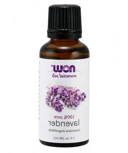 Lavender Essential Oil Now Foods 10 mL Oil