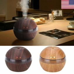 LED Air Diffuser Aroma Humidifier Aromatherapy Defuser Mist
