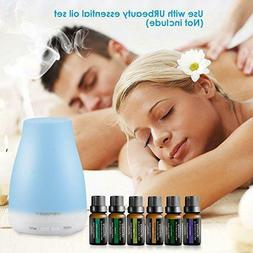 LED Humidifier Essential Oil Diffuser Aroma Aromatherapy Pur