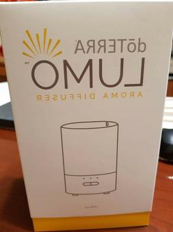 doTERRA LUMO Aroma Diffuser NEW IN BOX With Peace & Cheer Es