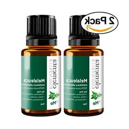 2 Pack Melaleuca Essential Oil | 100% Pure Therapeutic Grade