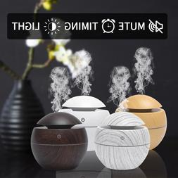 Mini Air Humidifier USB Ultrasonic Aroma <font><b>Diffuser</