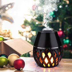 150ml Mini Aroma Essential Oil Diffuser, Ultrasonic Cool Mis