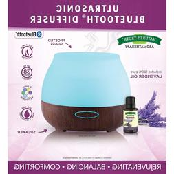 Nature's Truth Ultrasonic Aromatherapy Diffuser Bluetooth