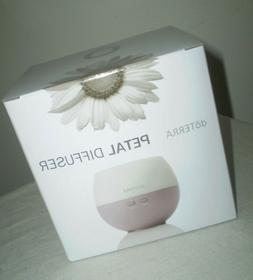 New doTerra Essential Oil Petal Diffuser 1 2 4 Hr Settings A