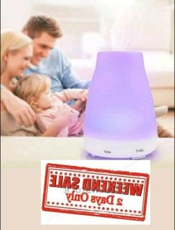 NEW IN BOX Radha Beauty Aromatherapy Essential Oil Diffuser