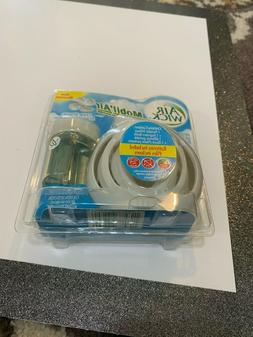 NEW AIR WICK Mobil'Air Freshener Electric Portable Diffuser