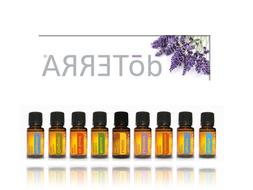 doTERRA New Sealed 100% Authentic Essential Oil 15ml +FREE S