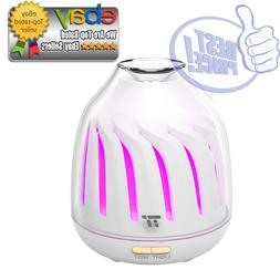 TaoTronics No-Beep Sound Essential Oil Diffusers, Silent Ope
