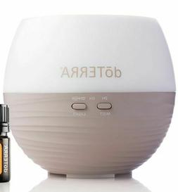 petal essential oil diffuser new and sealed