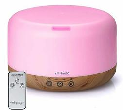 Premium 1000 ML Essential Oil Diffuser Humidifier with Remot