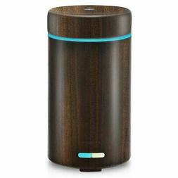 real bamboo essential oil diffuser ultrasonic cool