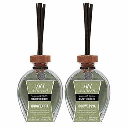 Woodwick Candle Reed Diffuser 3 Oz. - Applewood