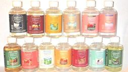 Yankee Candle Reed Diffuser Refill Oil 4 oz ~ CHOICE OF SCEN
