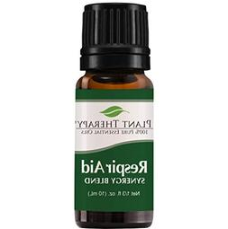 Plant Therapy Respir-Aid Synergy Essential Oil Blend. 100% P