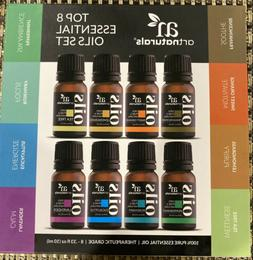 ArtNaturals Signature Blend Essential Oils Set - 8 x 10ml -