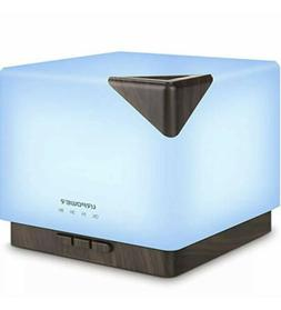 700ml Single Room Humidifiers Square Aromatherapy Essential