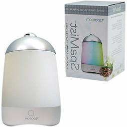 SpaRoom SpaMist Aromatherapy Essential Oil Diffuser Starter