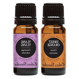 Sweet Orange + Ylang Ylang Value Pack 100% Pure Therapeutic