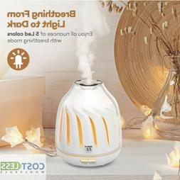 TaoTronics Mini Oil Ultrasonic Silent Air Diffusers for Esse