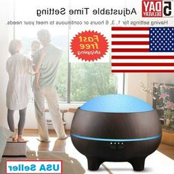 Aromatherapy Essential Oil Diffuser 300ml with Bluetooth Spe