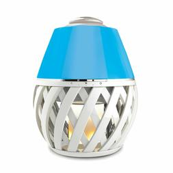 Torch Essential Oil Diffuser Flame Night Lamp, 150ml Daroma